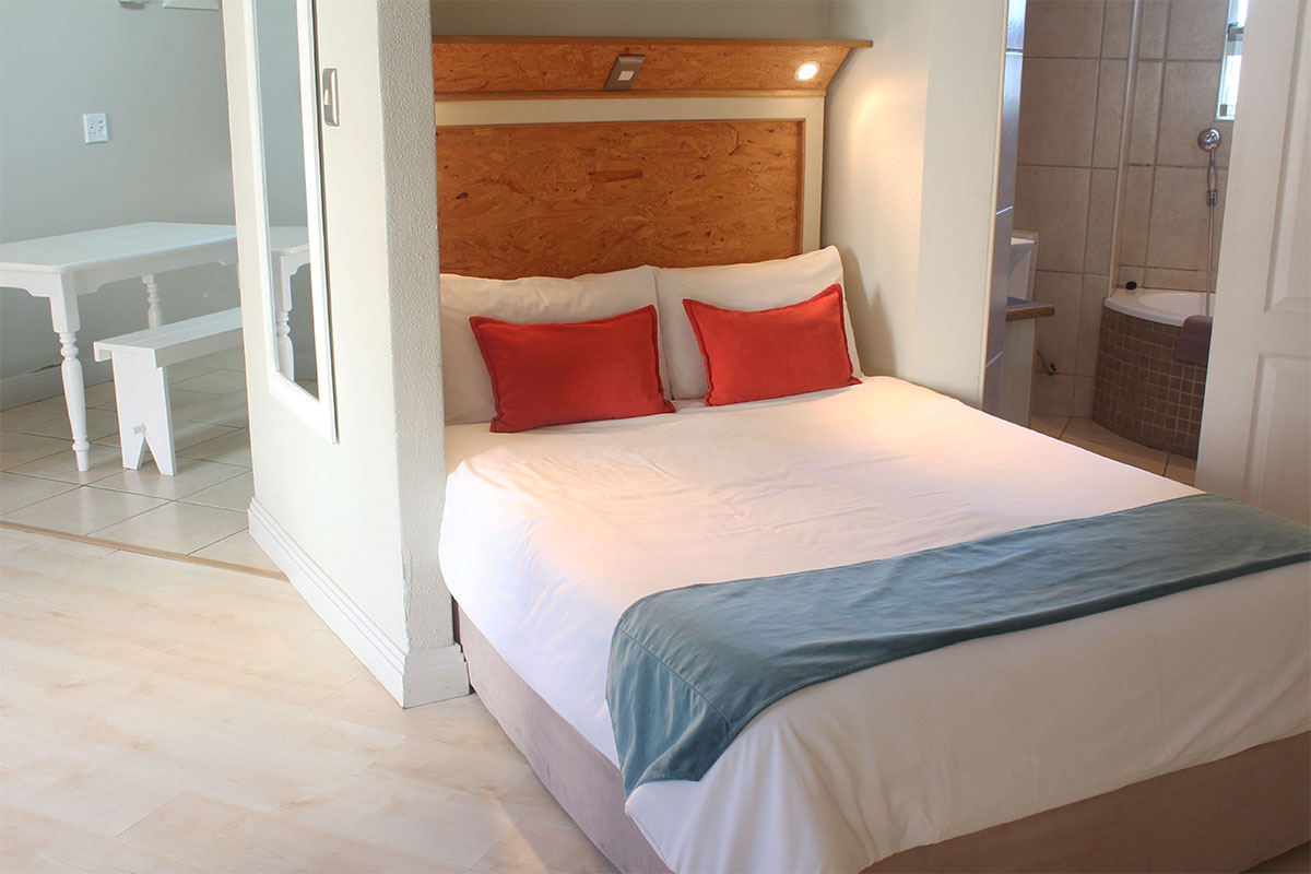 Oceans Hotel 1st and 2nd Floor Self Catering